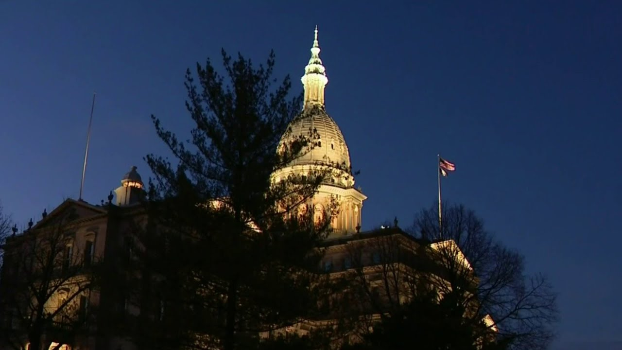 Michigan Capitol on high alert ahead of expected protest