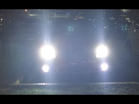LED Headlight Conversion Kit - Review, Install and Align