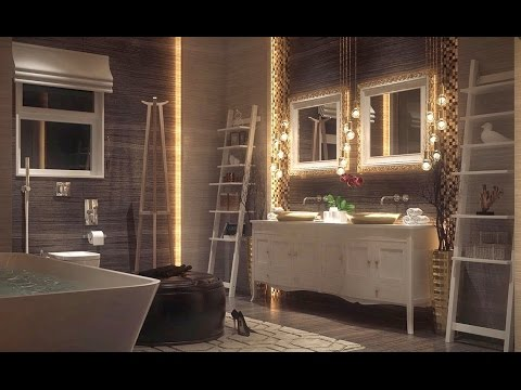 Modern Bathroom Lighting Ideas and Pictures