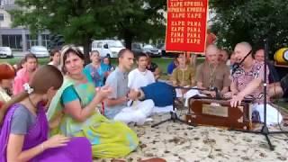 Vrindarania Das-01 Pandava Hirdzhala Ekadashi 2018.06.23 (dnipro)