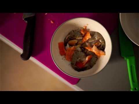 BTS - Hifayh Cooking School (Tutorial)