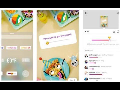 Instagram lanza emojis deslizables