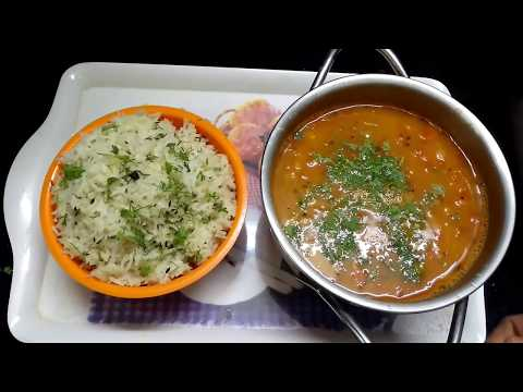 Dal Fry | dal tadka restaurant style in hindi , with eng.subtitle
