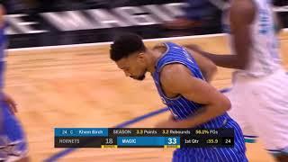 2nd Quarter, One Box Video: Orlando Magic vs. Charlotte Hornets