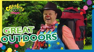 Outdoor Activities with Mr Tumble   CBeebies   30+ Minutes