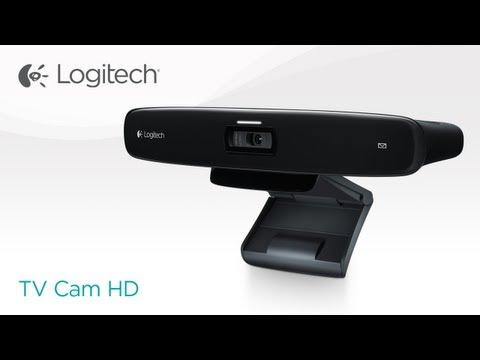 Logitech TV Cam HD - Skype now on your TV
