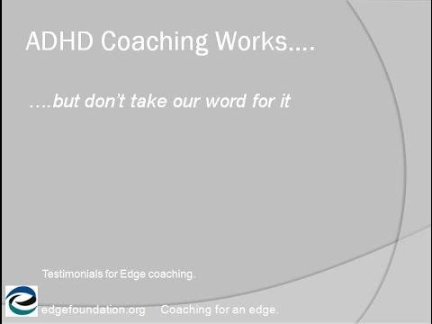 ADHD Coaching works