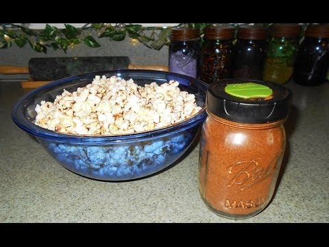 Make Your Own Popcorn Seasoning
