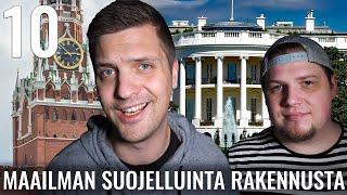10 MAAILMAN SUOJELLUINTA RAKENNUSTA feat. @Petteri Mikkonen