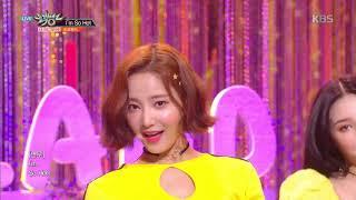 Still Loving You - 백퍼센트(100%) [뮤직뱅크 Music Bank] 20190322