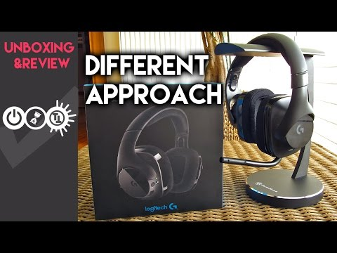 Logitech G533 Review - Filling In The Wireless Offer