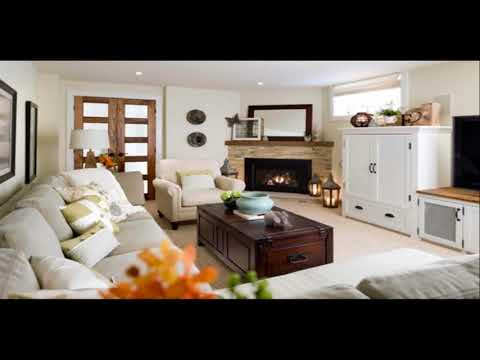 Living Room Furniture Arrangement With Corner Tv