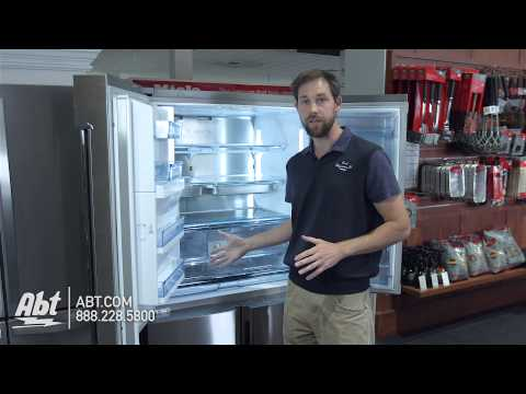 How To: Replace The Water Filter On Your Samsung Convertible French Door Refrigerator Using...