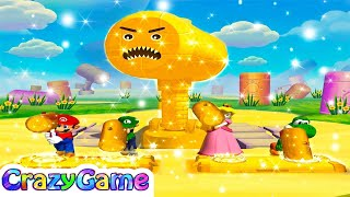 Mario Party The Top 100 - The Final Battle Mini Games w/ Other Super Mario Party Minigames Gameplay