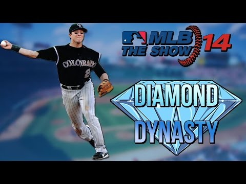 MLB 14 The Show Diamond Dynasty | Lineup Update #5