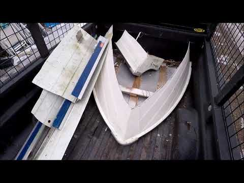 Finding Boat Scrap and Two Nice Non-Ferrous Scrap loads