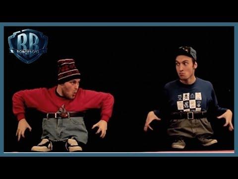 Robotboys - Red VS Blue