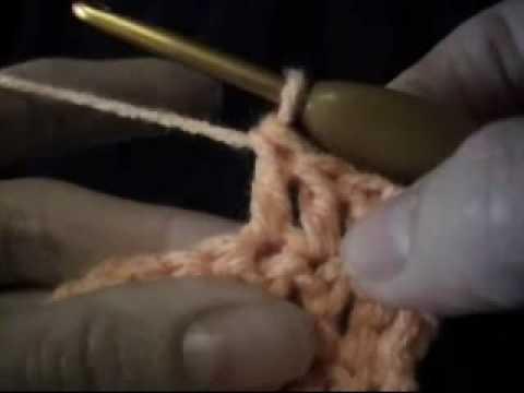 Double Crochet Increase Tutorial