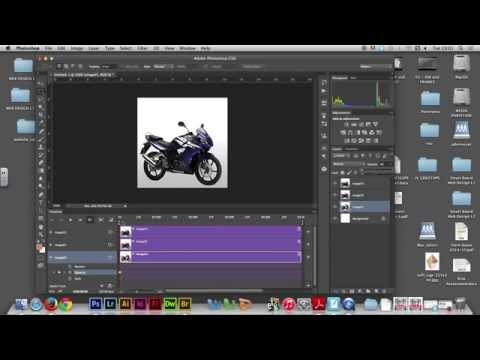 Week 05/01 - Creating a GIF file in Adobe Photoshop
