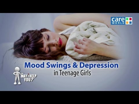 Solution to Mood Swings & Depression in Teenage Girls - Neha Patel - May I Help You?