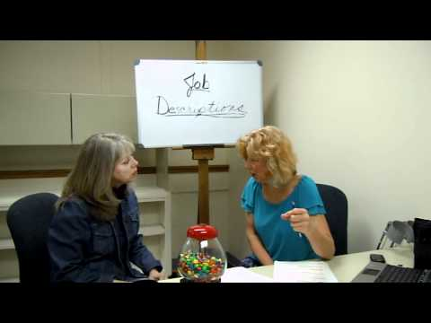 What to do When Employees Refuse to do their Job Description - Two Minute Tidbit