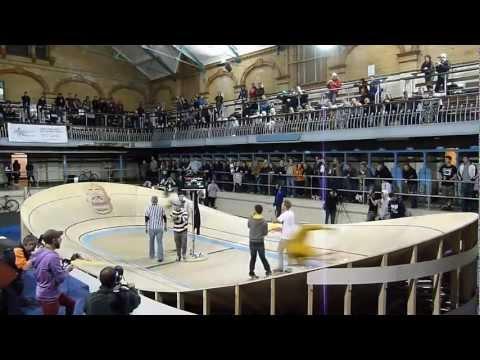 Red Bull Mini Drome, Manchester - Final - Toms Alsbergs & Ricky Crompton