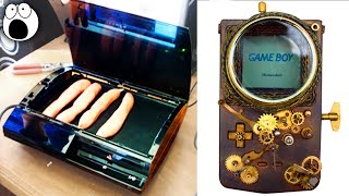 Custom Games Consoles That Will Blow Your Mind!