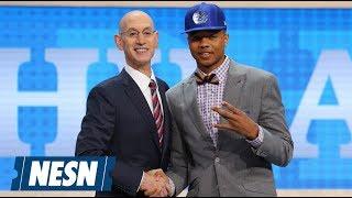 Fultz, Ball and Tatum Go Top 3 In NBA Draft