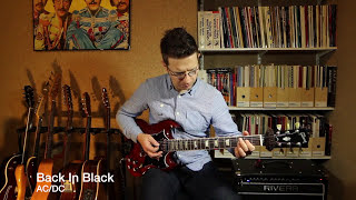 Download Electric guitar riffs performed by teacher Cliff Smith Video