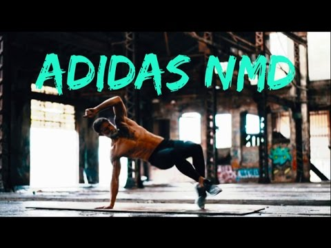 NEW ADIDAS NMD SHOE COMMERCIAL