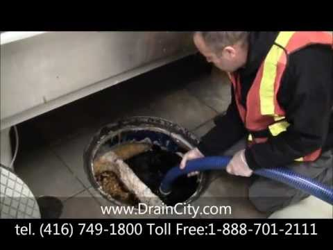 Tim Hortons - Grease Trap Cleaning (416) 749-1800