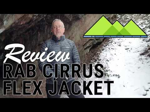 Every outdoor person should carry a down jacket. How about Rab Cirrus Flex?