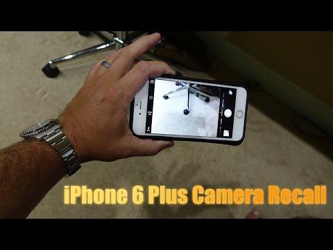 iPhone 6 Plus Camera Recall - iPhone 6 Plus Blurry Camera Fix