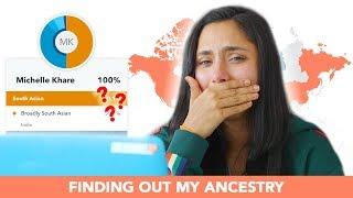 I Took A DNA Ancestry Test