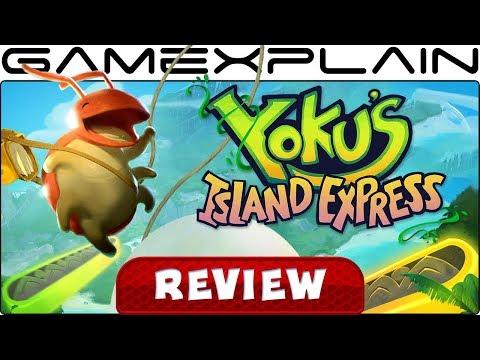 Yoku's Island Express - REVIEW (Nintendo Switch)
