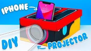 Easy DIYs To Do When You're Bored: DIY Smartphone Projector (Tutorial)