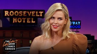 Charlize Theron Is In Love with