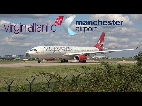 Virgin Atlantic Flight 127 (Manchester to New York-JFK)