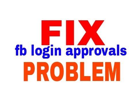 How to fix Facebook login approvals code Problem (Bangla)