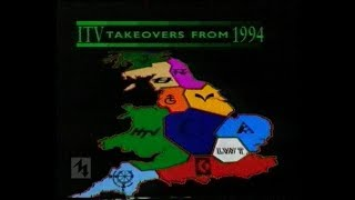 1 03046 04   The Media Show (BBC2)   ITV Franchise Battle 1991
