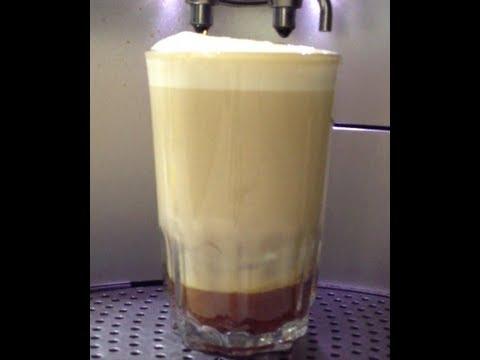 AUTOMATIC COFFEE MACHINE ICED ESPRESSO video recipe cheekyricho