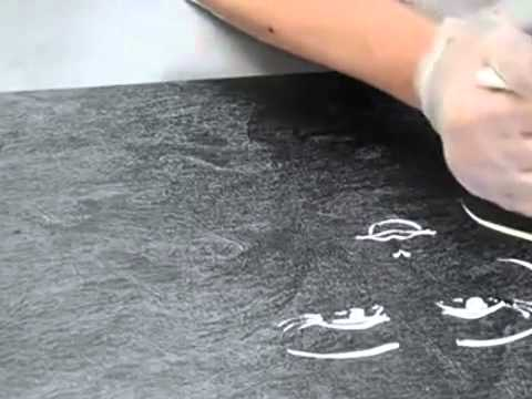 How to make cake Art Painting with cream piping bag advance cake decorating