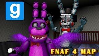 Gmod FNAF | Ultimate Custom Night Gamemode 2!
