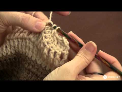 Learn to Crochet: how to decrease