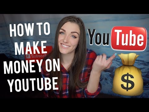 HOW TO MAKE YOUTUBE YOUR FULL TIME JOB! (for real)