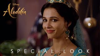 Download Disney's Aladdin - Speechless Special Look Video