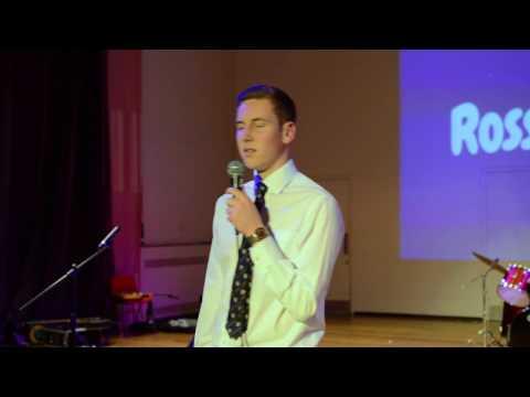 Ross - Dartford Grammar School Talent Show 2016