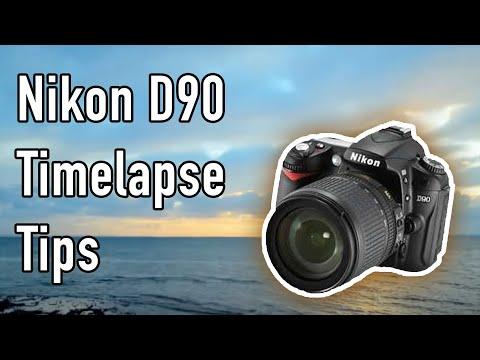 Nikon D90 Time-lapse Tips