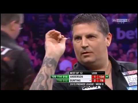 Darts Double-Double Finishes