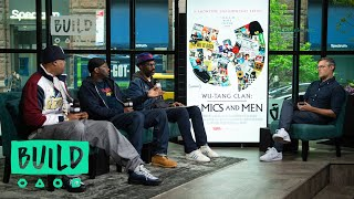"Sacha Jenkins, Masta Killa & Cappadonna Speak On ""Wu-Tang Clan: Of Mics and Men"""
